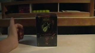 World of Warcraft TCG Horde Goblin Rogue Starter Deck Unboxing