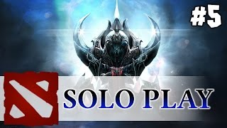 Dota 2 SoloPlay - Nyx Assassin (ЭкшОновая катка на Никсе)