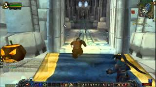 World of Warcraft Mists of Pandaria: Pandaren Faction Choosing