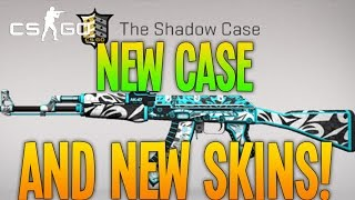 "CSGO NEW SHADOW CASE - NEW CSGO SKINS! (Counter Strike Global Offensive ""Shadow Case"")"