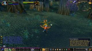 World Of Warcraft Leveling Guide: Alliance: Draenei Shaman level 5-12 part 1