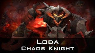 Loda Chaos Knight | Alliance vs HellRaisers | MLG Pro League Dota 2