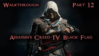 Assassin's Creed IV Black Flag #12 Прохождение Страшная тайна мудреца HD