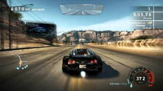 NFS Hot Pursuit: Final Race - Bugatti Veyron Grand Sport