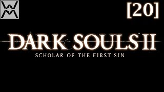 Dark Souls 2: Scholar of the First Sin [20] - Храм Дракона
