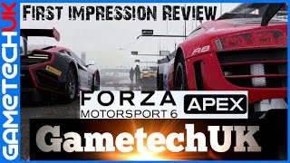 Forza Motorsport 6 Apex Review - GametechUK