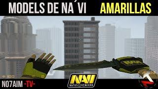 Descargar Models de NAVI Para Counter Strike 1.6