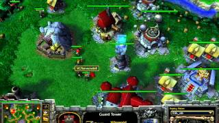 [ESL]VG.Infi (HU) vs TH000 (HU) - G3 - WarCraft 3 - WC1205