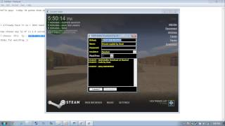 Configuration : How To crash Any counter Strike 1.6 server