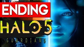 "HALO 5 Guardians ENDING FINAL MISSION THE RECLAMATIONA ""Halo 5 All Endings"""