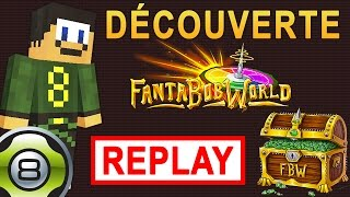 Minecraft - Mini-jeux FantaBobWorld - Replay du 02.09.15