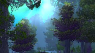 World of Warcraft Music: Enchanted Forest (Ashenvale/Teldrassil/Night Elves)