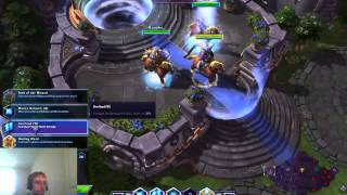 How to play Heroes of the Storm! Blackheart's Bay and Dragon Shire!