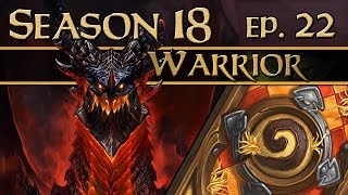 Hearthstone: Kolento plays dragon warrior (#22)