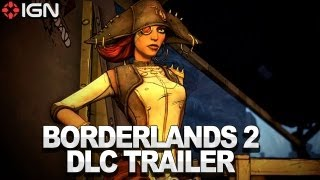 Borderlands 2: Captain Scarlett and Her Pirate's Booty Trailer - DLC