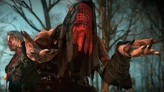 The Witcher 3: Wild Hunt - Геймплей с Xbox One
