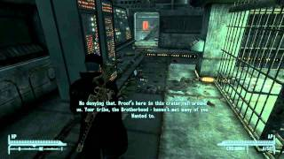 Fallout New Vegas: Old World Blues - Old Friend