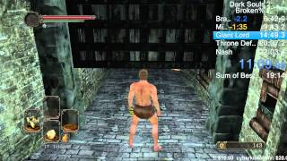 Dark Souls II in 20:14