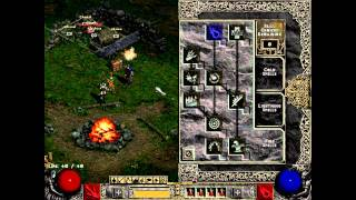 How to Play Diablo 2 LOD on Android with ExaGear RPG(Easy