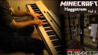Minecraft Piano: Hal&Nuance - Key, Subwoofer Lullaby
