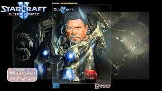 STARCRAFT 2 SERIES JIM RAYNOR SIDESHOW COLLECTIBLES, EN COLLECTOR TOYS AGOSTO 2014