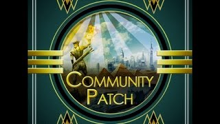 "Civilization V | Community Balance Project (CBP) - ""Mod Is Missing Required Dependencies"" FIX"