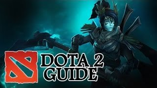 Dota 2 Guide-Morted.Гайд на Мортру.
