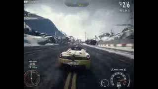 Need for Speed  Rivals гонка улёт)