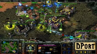 WarCraft 3: Lucifer (UD) vs Reprisal (HU) - WC98 - G2