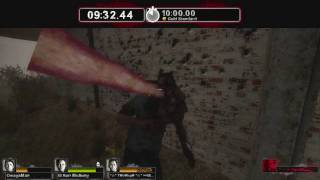 Left 4 Dead 2 - Ellis - help smoker got me !!!