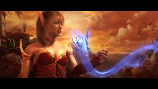 World of Warcraft  The Burning Crusade   Cinematic Intro