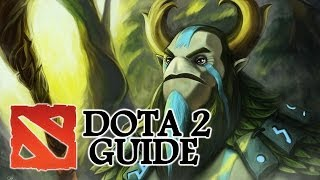 Dota 2 Guide Nature's Prophet - Гайд на Фуриона