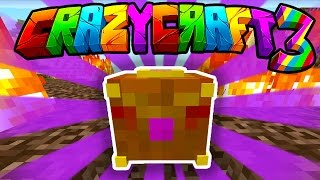 "Minecraft CRAZY CRAFT 3 ""DEATH BOXES!"" #12 (Pandora's Box Mod)"