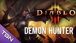Diablo 3 : Demon Hunter - The Beginner Build