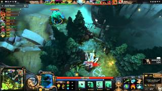 Турнир Дота 2 Интернационал 2014 Tournament Dota 2 International 2014 1 День 1 NES vs TOP5 @ TI4 Ame