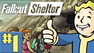 Fallout Shelter - Lets Play