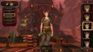 World of Warcraft: Warlords of Draenor [Starter Edition] New Blood Elf Models