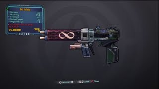 Borderlands 2 : Unlimited ammo Gun