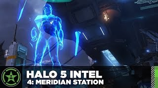 Halo 5 Intel Guide: Mission 4: Meridian Station