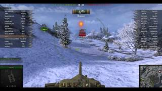 Реплэй World of Tanks!Часть 44!