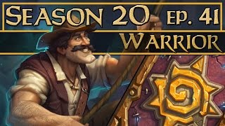 Hearthstone: Kolento plays reno dragon bolster warrior (#41)