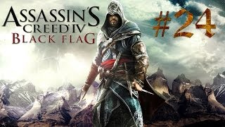 Assassin's Creed 4 Black Flag #24 - Снова в море