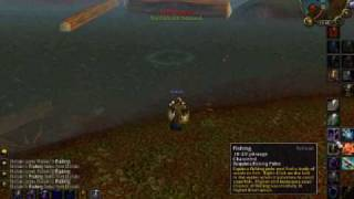 World of Warcraft : Fishing Hacking Program!