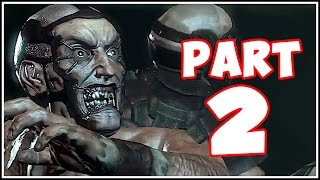 Batman Arkham Asylum - Part 2 - Toxic Titan Battle! (Return to Arkham)