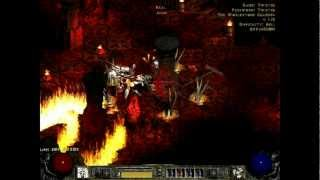 Diablo II - Barbarian Level 99 (HD) Baal Run