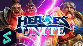 Heroes of the Storm (Gameplay) | Cho'Gall & Uther | Heroes Unite Ep. 13 | MFPallytime & Hengest