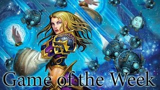 Hearthstone Game of the Week #8 - Rainin' Boomers