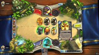 Craziest hearthstone game I've ever played