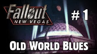 F:NV - Old World Blues Walkthrough (No Commentary)
