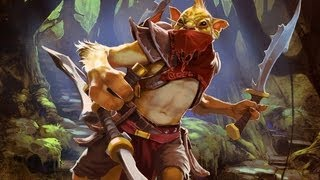 Dota 2 Guide Bounty Hunter bh ( Гайд на Баунти Хантера бх)